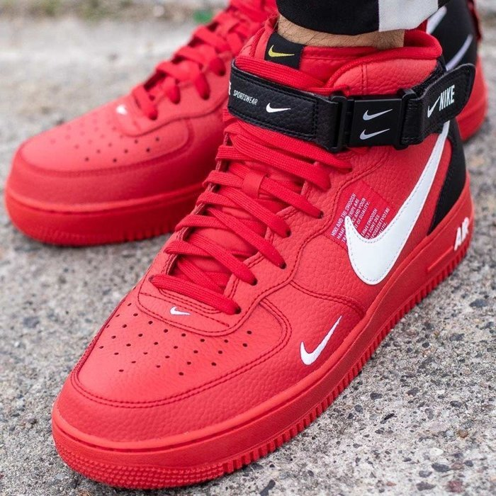 Nike Air Force 1 MID 07 LV8 Utility (804609-605)