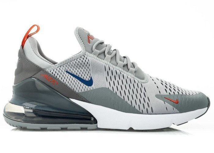 nike air max 270 blaugrau cd7338-001