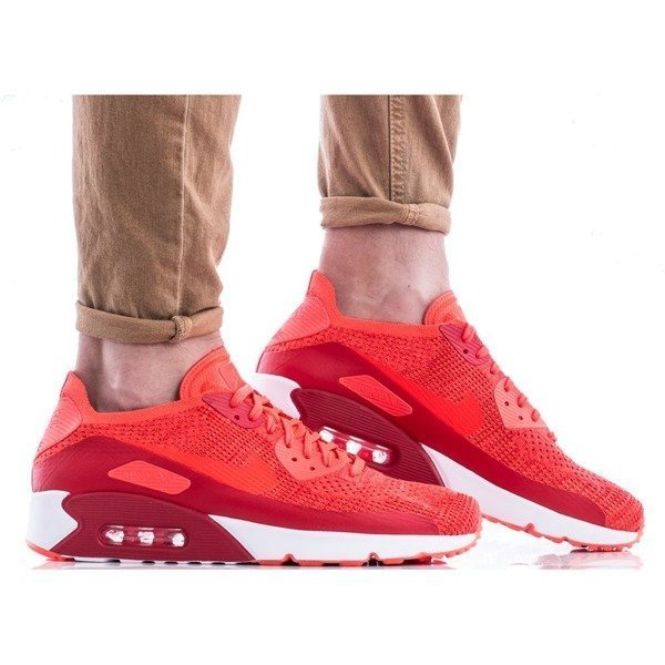 Nike Air Max 90 Ultra 2.0 Flyknit (875943-600)